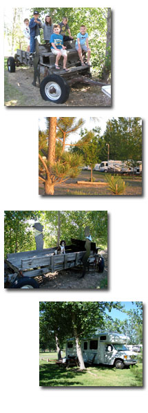Pictures of Yakima River RV Park